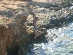Vir sziget: Vörös szikla